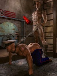 3d gay porn game pics dominant gay his submissive stallion