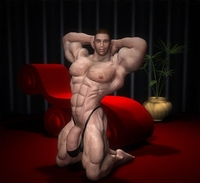 3d gay sex comics scj galleries seductive gay make horny bot fuck him hard hentai porn