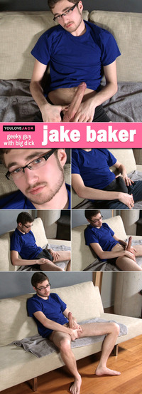 BigDicks Gay Porn collages youlovejack jake baker geeky guy dick