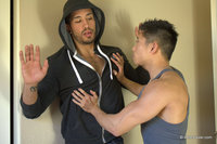 BigDicks Gay Porn peterfever asiancy cock asian fucking white boy amateur gay porn hung muscle stud fucks tall hairy skinny