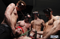 8 Picture gay porn christopher daniels phenix saint mitch vaughn micah jones cole streets masked man orgy