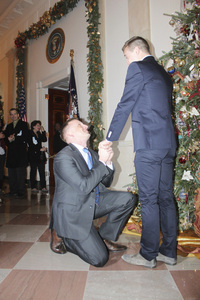 active duty gay sex same marriage white house news proposal