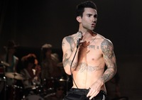 adam levine gay porn adamlhairless category shirtless male celebrities page