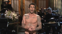adam levine gay porn adam levine snl shirtless saturday night live