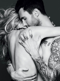 adam levine gay porn adam levine anne naked nude vogue was rumors pics