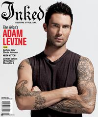 adam levine gay porn profiles adam levine inked entertainment who desirable celebrity question
