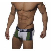 addicted to gay sex media catalog product eab addicted multicolour short boxer green navy white multicolor