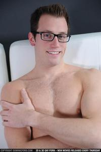 adult gay porn Picture assets photos kyle dominic ford launches interactive adult magazine ipad