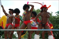 Black Gay Pics black pride event proud