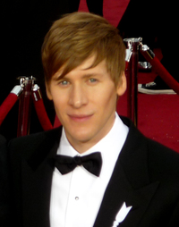 Black Gay Pics wikipedia commons dustin lance black academy awards