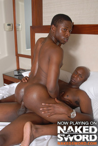 Black Gay Pics black bad boned