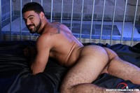 African gay porn stars ricky larkin fucks joe parker hard hairy horny scene from gay porn high performance men