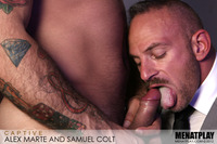 alex marte gay porn captive starring alex marte samuel colt ans sam
