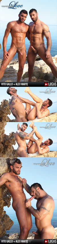 alex marte gay porn vito gallo alex marte porn stars romance one another