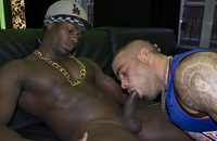 Black guys Male Gay Porn ebony gay porn colossal dick