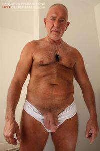 amateurs gay porn hot older male rex silver daddy hairy old jerking his thick cock amateur gay porn chubby jock strap stroking