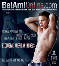 American gay porn Pictures aug exclusive bel ami signs american gay porn star brady jensen