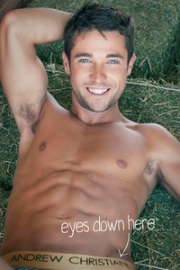 American porn star gay jul andrew christian all american farm boys