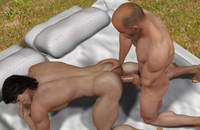 anal gay porn Picture gay porn mature hunks outside sexy anal