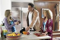 Brad Garrett Gay Nude sarah chalke left brad garrett elizabeth perkins original stories radio tuned directv shows fall flat crowded night premieres