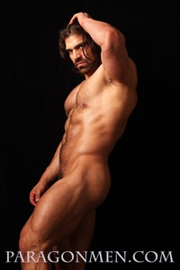 Brad Garrett Gay Nude bodybuilder gay porn icon jared degado aka vince ferelli strips naked strokes his hard cock greg weiner paragon men pic