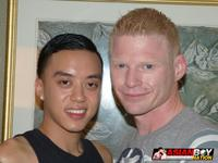 asian male gay porn asian boy nation dax masters coda filthy red head ginger fucking bottom amateur gay porn gets fucked his boyfriends thick cock