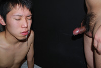 Asians gay porn japanboyz keisuke shinji cock asian guys give each cum facial amateur gay porn boys huge facials