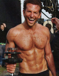Bradley Cooper Gay Nude bradley cooper shirtless
