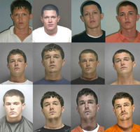 bad boy gay porn sebastianyoung dirty dozen sebastian youngs mug shots through years when was hotter