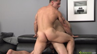 bareback porn gay shea solomon chaos men gay porn hairy chest bareback fucking model fucks ass bottom