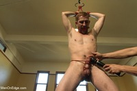 bdsm gay porn dayton connor men edge gay bondage oconnor edged