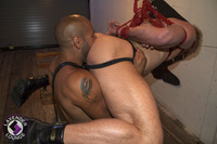 bdsm gay porn graphics lavenderlounge leo forte christopher daniels bondage porn fetish gay