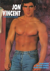 be a gay porn star media original former pro baseball player nee deceased gay porn star jon vincent