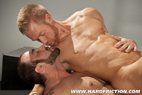 be in gay porn gay porn stars spencer reed christopher daniels hard friction