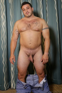 bear and boy gay porn tony theguysite gay porn hairy muscle bear football player build uncut cock solo inked uncircumcised foreskin nude shower fuzzy thick beefy stocky