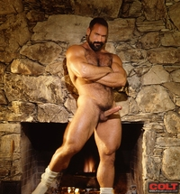 bear gay porn gallery carl hardwick posing solo gay porn shoots colt studio group flashback friday