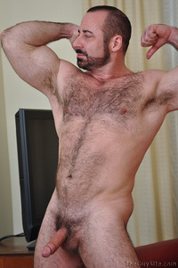 bear gay porn rocky labarre gay porn star xxx guy hairy hirsute muscle bear