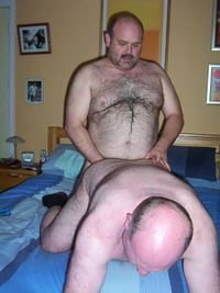 bear gay sex older hairy bear