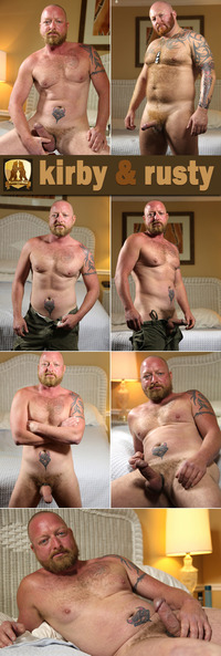 bear men gay porn collages pantheonbear kirby rusty battle redhead bears