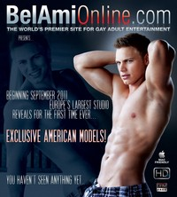 bel amie gay porn aug exclusive bel ami signs american gay porn star brady jensen