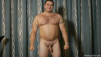 best gay bear porn tony theguysite gay porn hairy muscle bear football player build uncut cock solo inked uncircumcised foreskin nude shower fuzzy thick beefy stocky