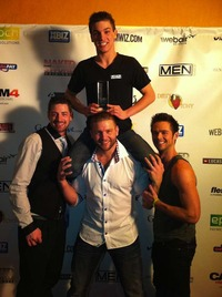 best gay porn website cybersocket awards best award men winners web