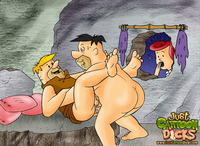 best gay sex porn flintstones gay cartoon dicks gone