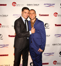best new gay porn copy breaking tommy defendi shows off musician boyfriend music video premiere party