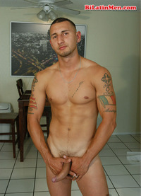 bi Latino gay men latin men uncut stud