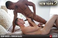 big black dick gay porn lucas entertainment kings york season sean xavier duncan black interracial fucking cock amateur gay porn