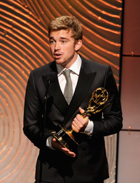 Chandler Massey Gay Nude chandler massey annual daytime emmy awards swkf dlq watched