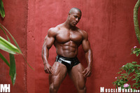 big black muscle men orso orfeo black muscle hunk back