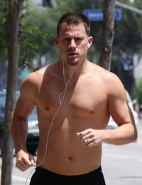 Channing Tatum Porn channing tatum shirtless people sexiest man alive search soft