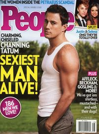 Channing Tatum Porn boy culture channing tatum sexiest man res